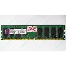 ГЛЮЧНАЯ/НЕРАБОЧАЯ память 2Gb DDR2 Kingston KVR800D2N6/2G pc2-6400 1.8V  (Лосино-Петровский)