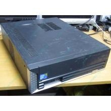 Лежачий четырехядерный системный блок Intel Core 2 Quad Q8400 (4x2.66GHz) /2Gb DDR3 /250Gb /ATX 300W Slim Desktop (Лосино-Петровский)