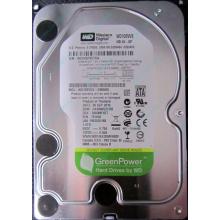 Б/У жёсткий диск 1Tb Western Digital WD10EVVS Green (WD AV-GP 1000 GB) 5400 rpm SATA (Лосино-Петровский)