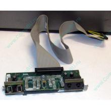 Панель передних разъемов (audio в Лосино-Петровске, USB) и светодиодов для Dell Optiplex 745/755 Tower (Лосино-Петровский)