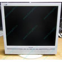 """Б/У монитор 17"""" Philips 170B с колонками и USB-хабом в Лосино-Петровске, белый (Лосино-Петровский)"""