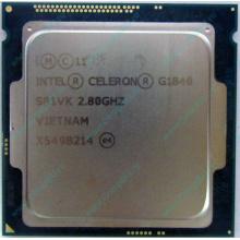 Процессор Intel Celeron G1840 (2x2.8GHz /L3 2048kb) SR1VK s.1150 (Лосино-Петровский)