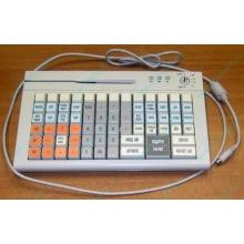 POS-клавиатура HENG YU S78A PS/2 белая (Лосино-Петровский)