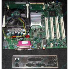 Комплект: плата Intel D845GLAD с процессором Intel Pentium-4 1.8GHz s.478 и памятью 512Mb DDR1 Б/У (Лосино-Петровский)