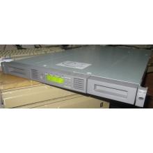 HP AH562A StorageWorks 1/8 Ultrium 920 G2 SAS Tape Autoloader LVLDC-0501 LTO-3 (Лосино-Петровский)